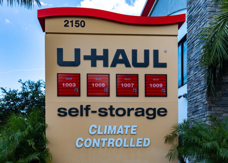 U-Haul Self-Storage